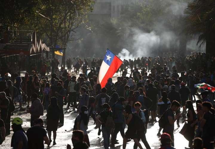 Gobierno de Chile investiga posible injerencia extranjera en el estallido social