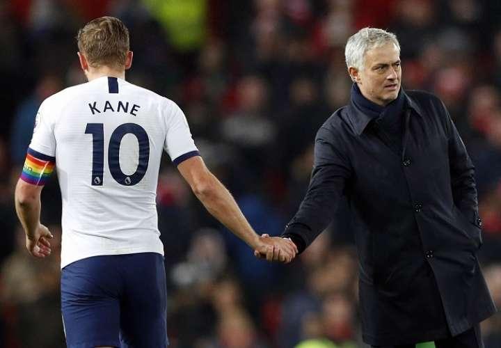 José Mourinho, nuevo entrenador del Tottenham. Foto: EFE