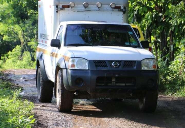 Víctima por atropello en la Comarca Ngäbe Buglé