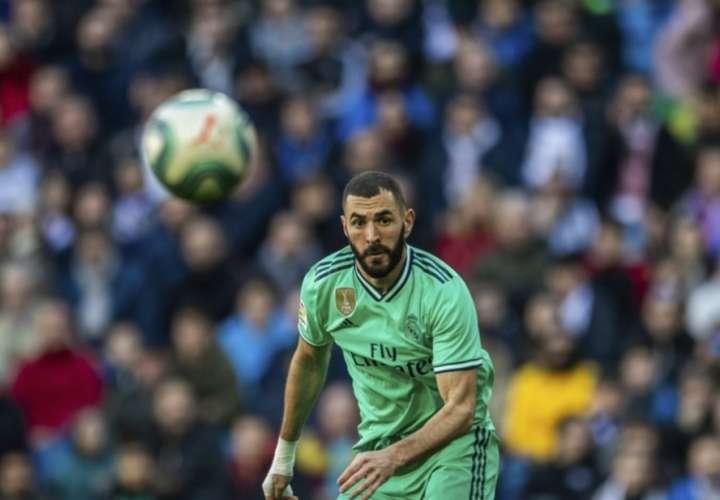 Karim Benzema /AP