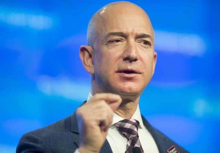 En la imagen, el fundador de Amazon, Jeff Bezos. EFE