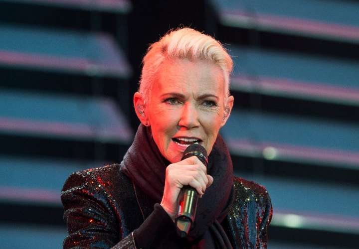 Marie Fredriksson, del dúo de pop sueco Roxette, falleció
