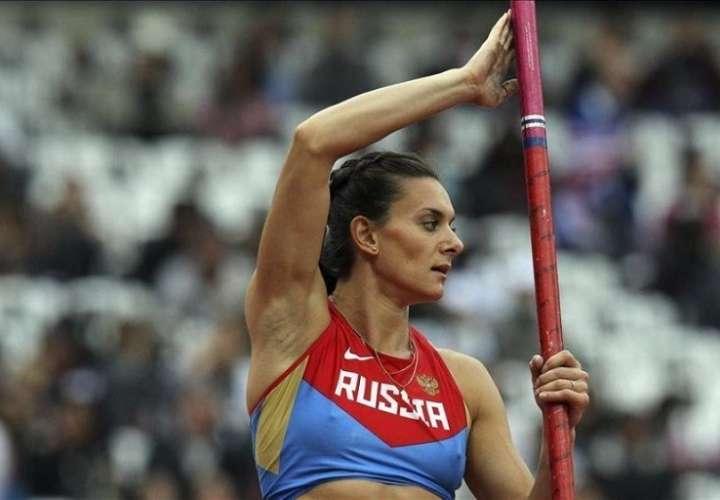 """La exatleta rusa aseveró que """"nadie esperaba un veredicto favorable"""". Foto: EFE"""