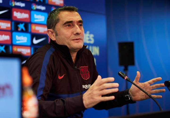 Ernesto Valverde / EFE