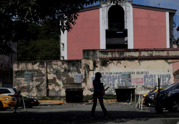 El Chorrillo, barrio de Panamá herido 30 años después de la invasión de EE.UU.