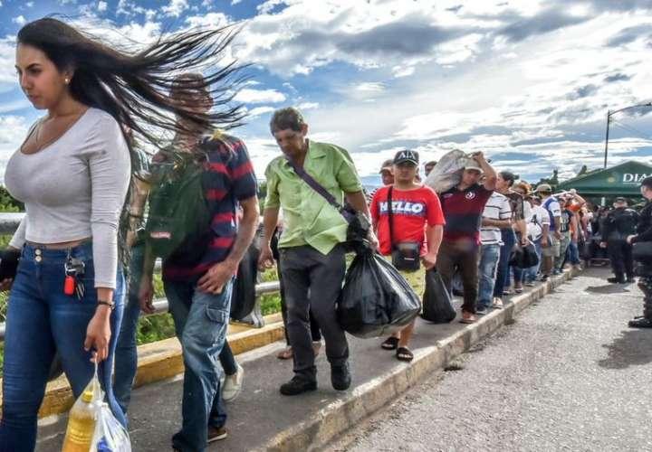 Éxodo de venezolanos asciende a 4.7 millones