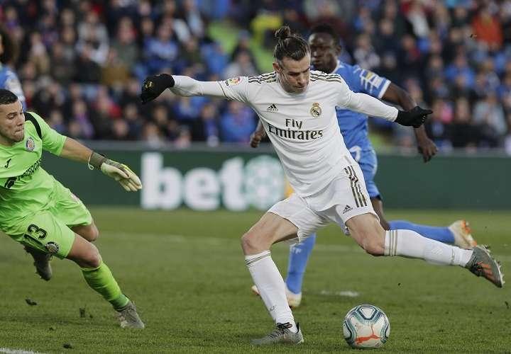 El delantero galés Gareth Bale. Foto: AP