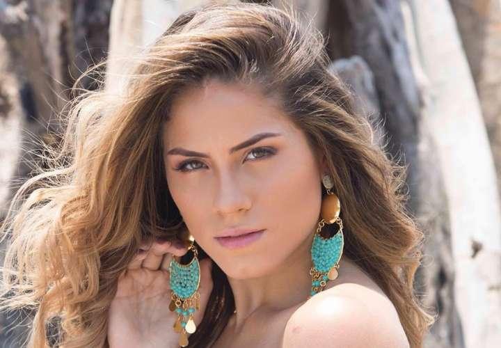 Andrea Valeria dejó de tirar besitos en Carnaval y pasó a la televisión