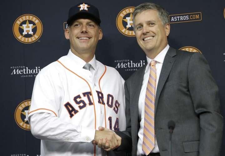 Reina la incertidumbre a lo interno de los Astros, tras despedir a los tramposos