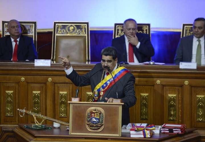 Maduro dice que EE.UU. fracasó en sus planes