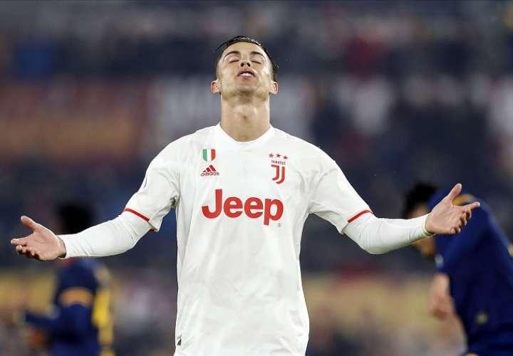 Cristiano, autor de 16 goles en esta temporada.Foto: EFE