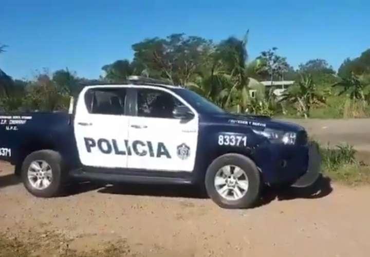 Rescatan comerciante que fue privado de libertad en David (Video)