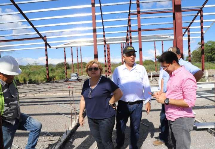 Denuncia retrasos en la construcción de nueva sede regional del Mida en Chiriquí