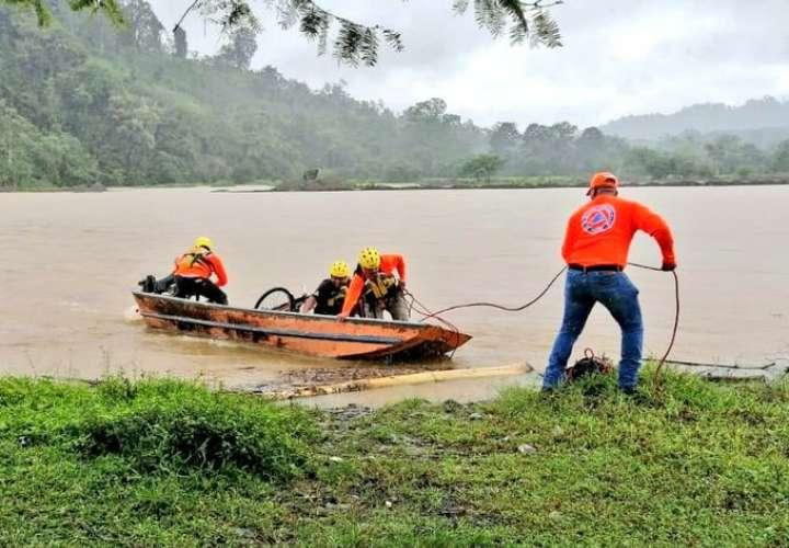 Menor de 10 años muere ahogado al quedar atrapado en alcantarilla en Bocas