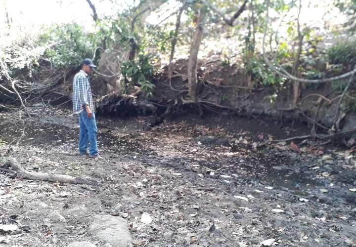 Represan los ríos ante falta de agua