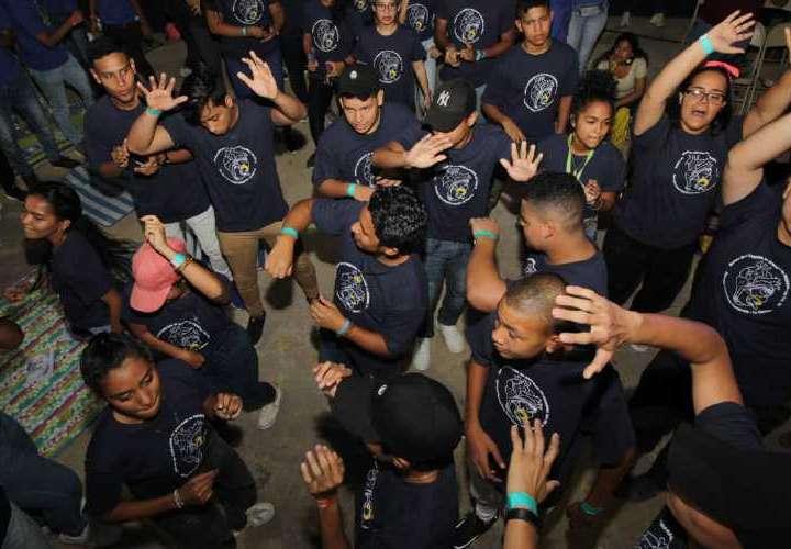 Encuentro juvenil refuerza la fe en Chitré