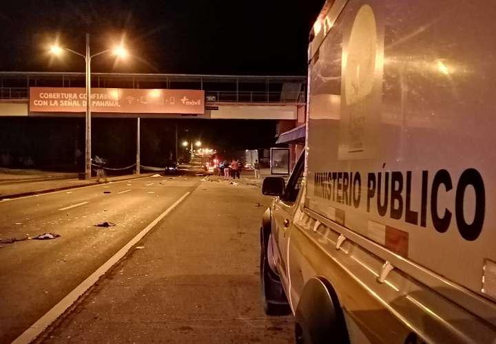Esposos mueren al ser arrollados por camioneta en Chame [Video]