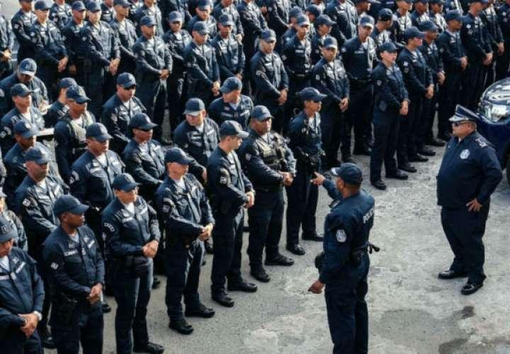 Hay rotaciones en la Policía Nacional