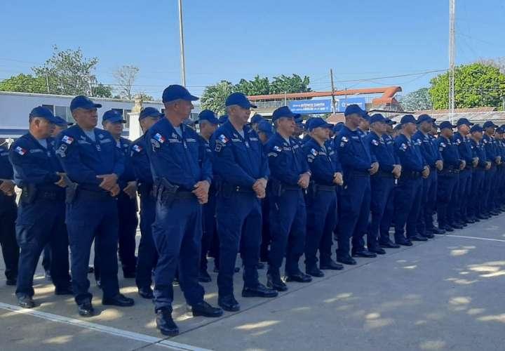 500 unidades para cuidar la provincia de Veraguas