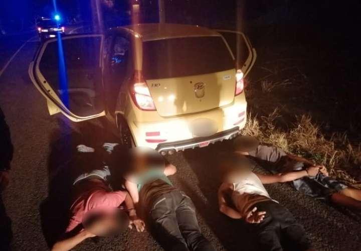 Arrestan a 6 asaltantes con mercancía en Tocumen y Veracruz