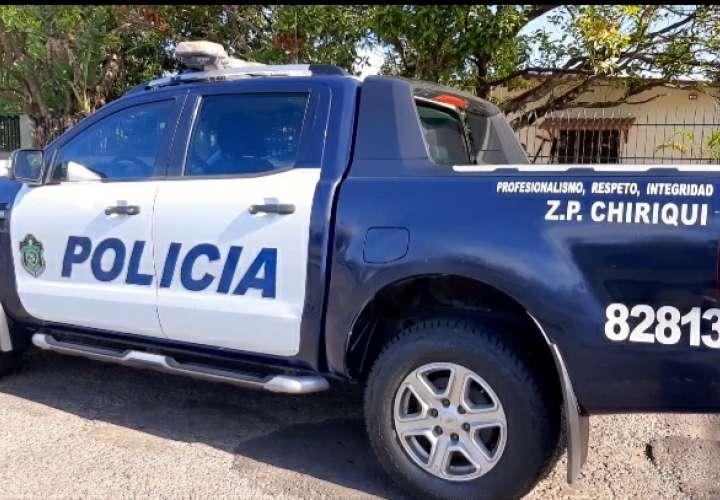 Lo pillan con arma y marihuana en Bocas