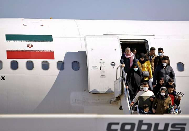 Suben a 8 los muertos por el nuevo virus en Irán