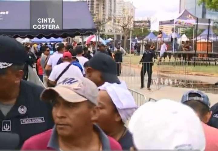 Dueños de kioscos se quejan por bajas ventas en Cinta Costera; ATP responde