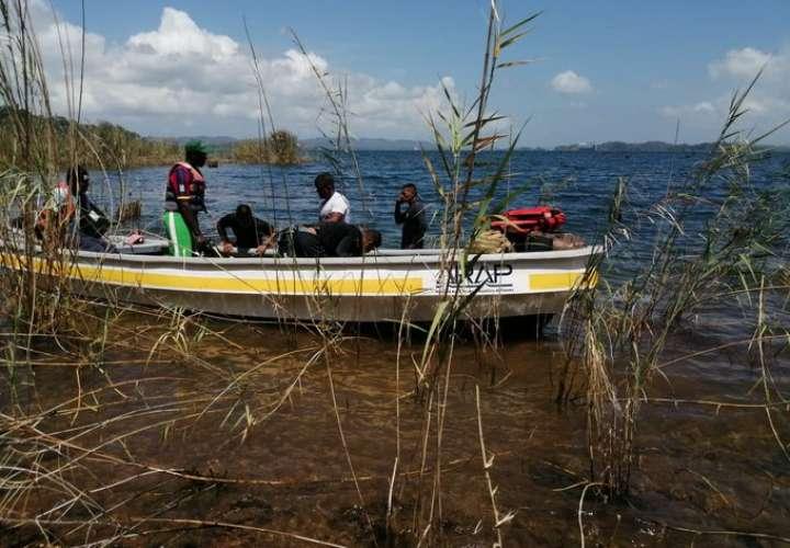 Localizan cuerpo sin vida de hombre desaparecido en lago Gatún