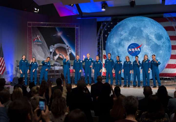 NASA abre nueva convocatoria para formar a futuros astronautas