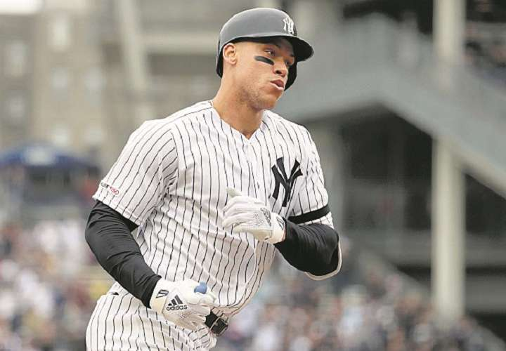 Aaron Judge. / Foto Archivo