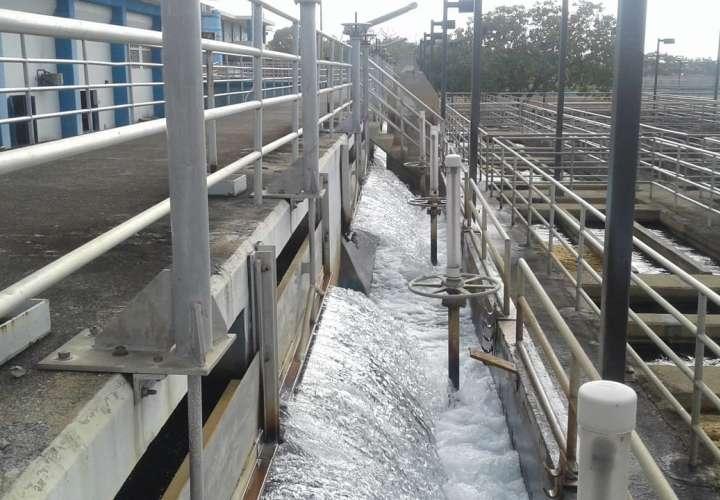 Potabilizadora de Chilibre aumenta producción de agua un 90% tras turbiedad