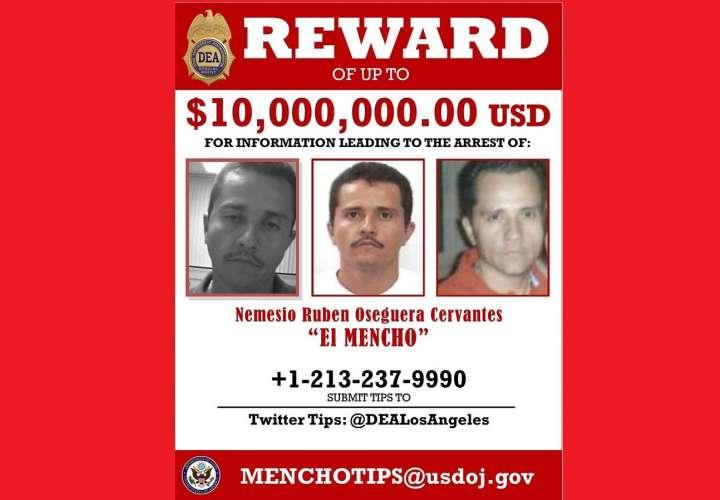 La DEA arresta a más de 700 miembros del Cártel Jalisco Nueva Generación