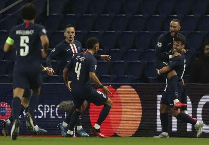 París Saint Germain rompió el maleficio