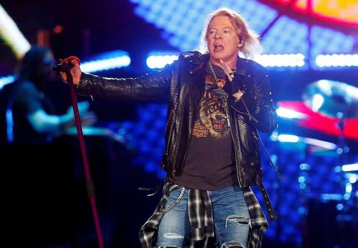 Guns N' Roses aplaza a noviembre su concierto en R.Dominicana por coronavirus