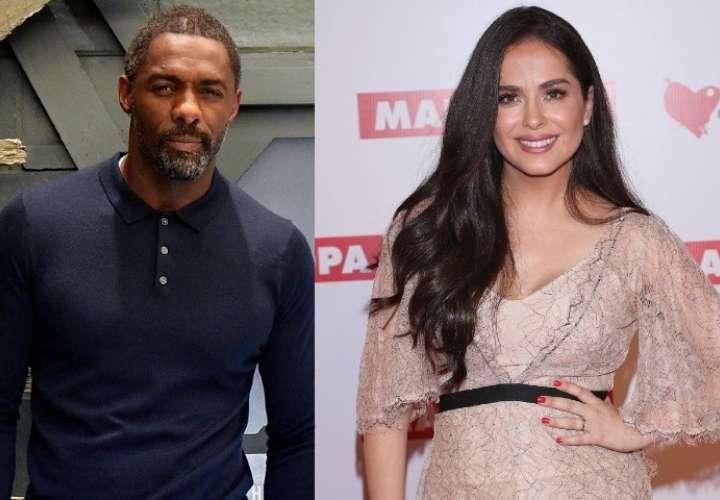 Dana García e Idris Elba dan positivo al Covid-19