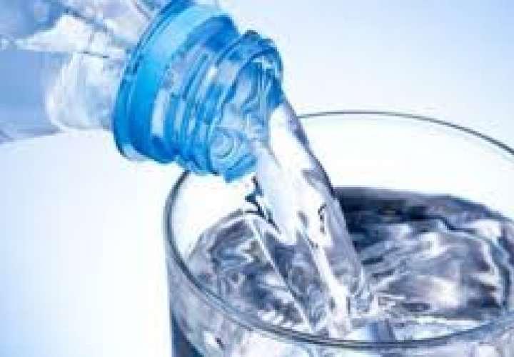 A recoger agua para el domingo