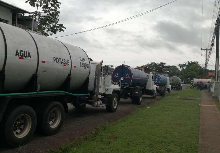 Idaan ahorrará medio millón de dólares en pago a carros cisternas