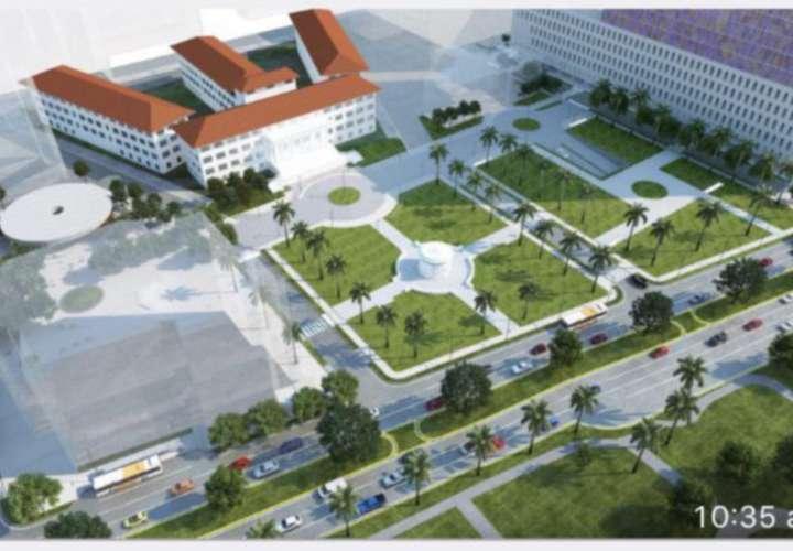 Adjudicación para construir el Hospital del Niño queda en firme
