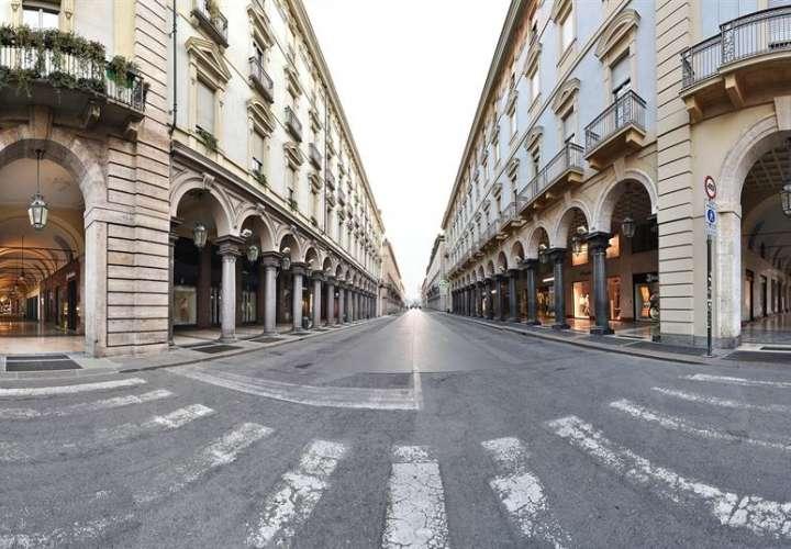 Más de 4.000 muertos en Italia, 627 en un solo día