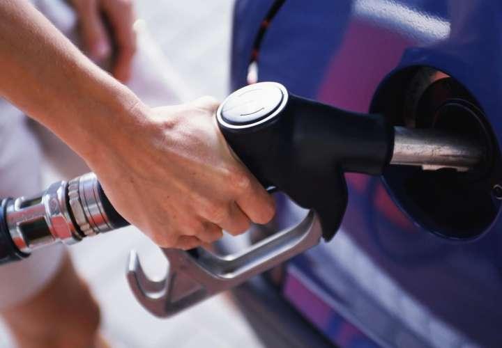 Baja un poquito la gasolina
