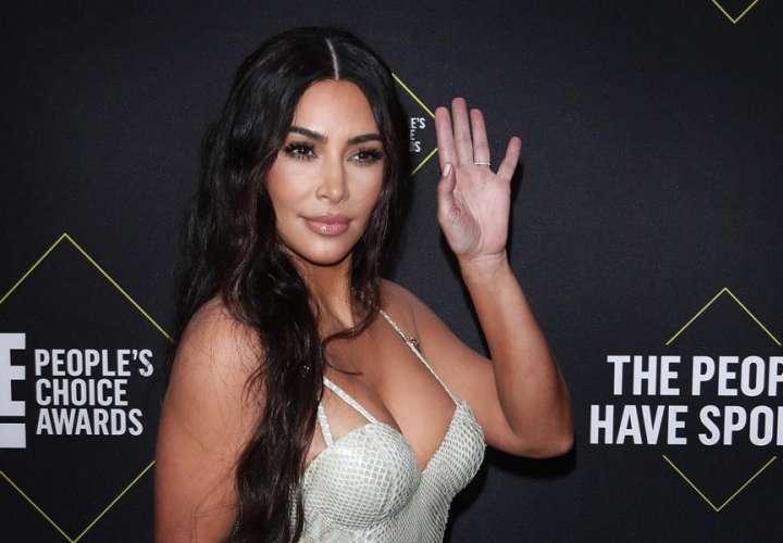 Kim Kardashian donará un millón de dólares a familias afectadas por COVID-19