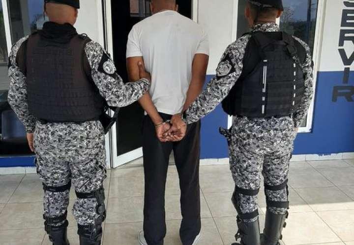 Persecución, captura y decomiso de droga en Arraiján [Video]