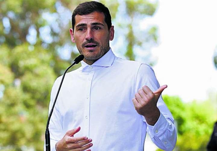 Iker Casillas /EFE