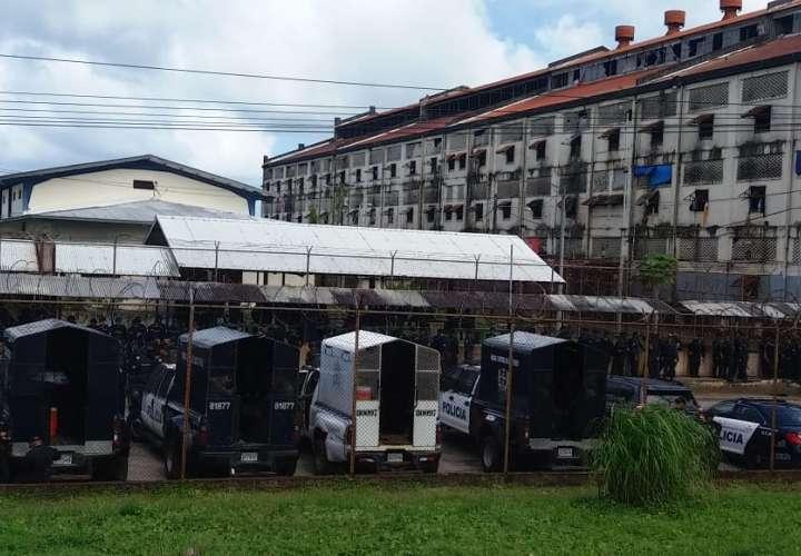 Desinfectarán pabellones de la cárcel de Colón tras casos positivos de Covid-19