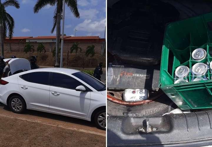 Pillan a conductor borracho y con cervezas en el maletero a pesar de la Ley Seca