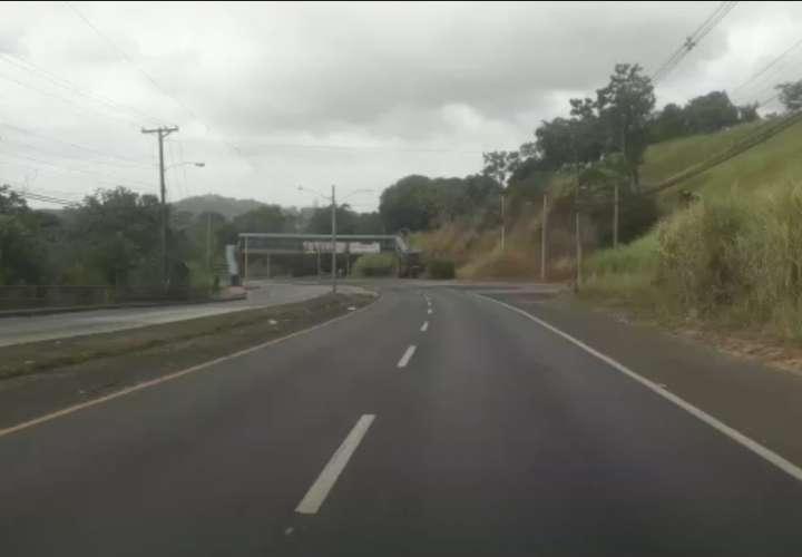 Nada se mueve en Panamá Norte, restricción total  [Video]