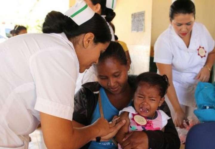 Jornada de vacunación contra la influenza iniciará la esta semana
