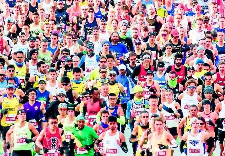 El COVID-19 jode el Maratón de Boston