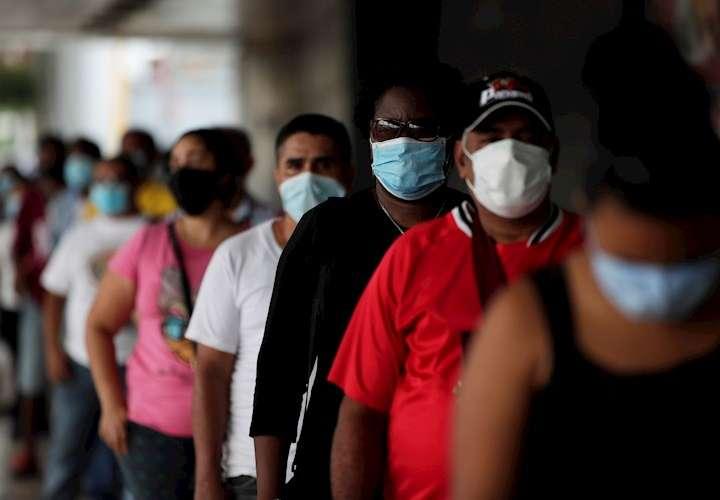 COVID: 374 nuevo casos, 344 fallecidos y 13,837 contagios