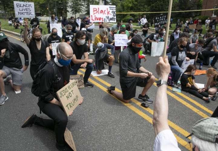 Choque entre el Pentágono y Trump se abre sobre militares y protestas